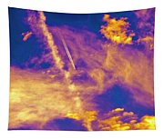 Psychedelic Skys Tapestry