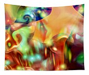 Psychedelic Xperiment Tapestry