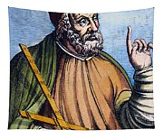 Ptolemy (2nd Century A.d.) Tapestry