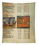 Ptolemy: Almagest, 1490 Tapestry