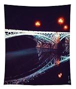 Puente De Triana Tapestry by Helge