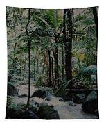 Puerto Rico Tapestry