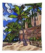 Puerto Vallarta Landscape Tapestry