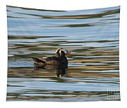 Puffin Reflected Tapestry