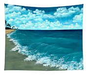 Punta Cana Beach Tapestry