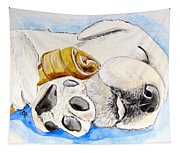 Puppy Dreams Tapestry