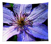 Purple Lilly Tapestry