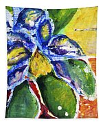 Purple Orchid Tapestry