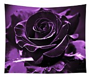 Purple Seduction Tapestry