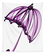 Purple Umbrella Tapestry