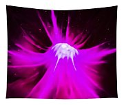 Purple Universe Tapestry