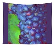 Purple Wine Grapes 2017 Tapestry