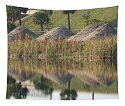Pyrimids By The Lakeside Cache Tapestry