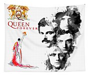 Queen Forever Remix II Tapestry