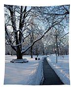 Queen's Park Pathway Tapestry
