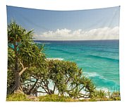 Queensland Coastline Tapestry