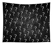 Question Mark Tapestry
