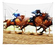 Racetrack Dreams 7 Tapestry