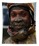 Racetrack Heroes 7 Tapestry