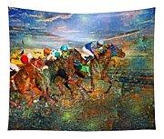 Racing Energy II Tapestry