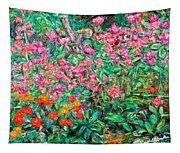 Radford Flower Garden Tapestry