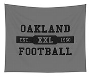 Raiders Retro Shirt Tapestry