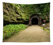 Rail Trail Tunnel 2 A Tapestry