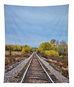 Rails To Parkersburg 2 Tapestry