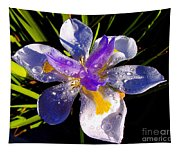 Rain Flower Morning Tapestry