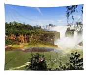 Rainbow Bridge Tapestry