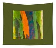 Rainbow Eucalyptus 5 Tapestry