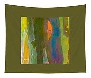 Rainbow Eucalyptus 9 Tapestry