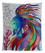 Rainbow Fish Tapestry