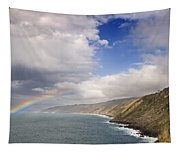 Rainbow From The Sea Tapestry