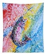 Rainbow Hunter Tapestry