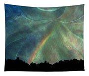 Rainbow Showers Tapestry