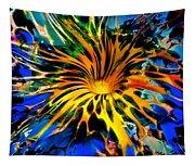 Rainbow Thunder Well Tapestry