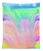 Rainbow Waterfall Tapestry