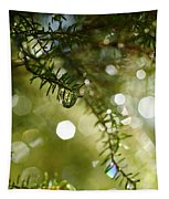 Raindrops Tapestry