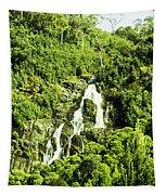 Rainforest Rapids Tapestry