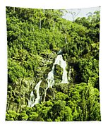Rainforest Rapids Tapestry