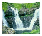 Rainforest Waterfalls Tapestry