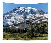 Rainier Mazama Ridge Tapestry