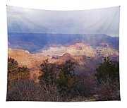 Raining In The Canyon Tapestry