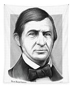 Ralph Waldo Emerson Tapestry