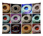 Randy's Donuts - Dozen Assorted Tapestry