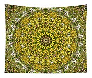 Rapeseed And Apples Tapestry