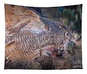 Raptor 28 Tapestry