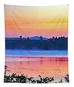 Raquette Sunrise 2 Tapestry