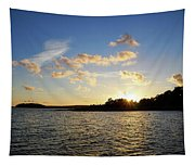 Raumanmeri Sunset Tapestry